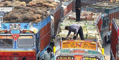 यता यस्तो छ किसानको कहर, भान्सा भने भारत कै भर !