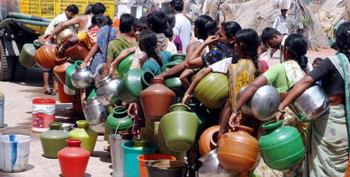 मोदीसँग माग, 'पानी छैन्, मर्ने अनुमति देऊ'