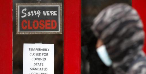 अमेरिकामा चालीस लाखको तलब कटौती,  गहिरो आर्थिक संकट  शुरु