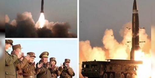 उत्तर कोरियाको क्षेप्यास्त्र परीक्षण, क्षेत्रीय शान्तिमा फेरि खतरा