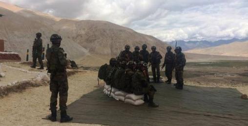 लद्दाख भिडन्तः भारत वार्तासँगै युद्ध रणनीतिमा ब्यस्त