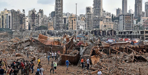 लेबनानको विस्फोटन के करणले भयो ? २७५० टन अमोनियम नाइट्रेटन कसरी त्यहा आयो ?
