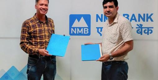 अशोक लेलैण्डका ग्राहकले एनएमबि बैंकबाट सहुलियतपूर्ण कर्जा पाउने