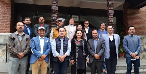 नेपाल–स्वीस चेम्बर अफ कमर्स एण्ड इन्डस्ट्रिजमा नयाँ कार्यसमिति चयन