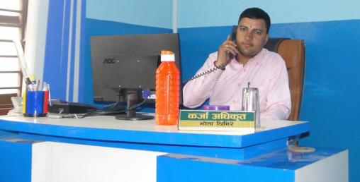 नमो नारायण सहकारीको घर-घरमै बैंकिङ सुविधा