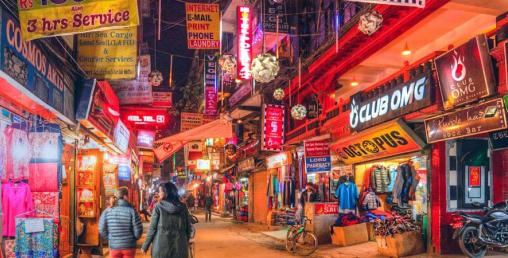 लयमा फर्कंदै पर्यटकीय केन्द्र 'ठमेल'