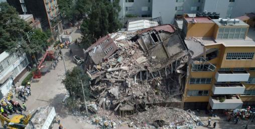 अष्ट्रेलियामा शक्तिशाली भूकम्प