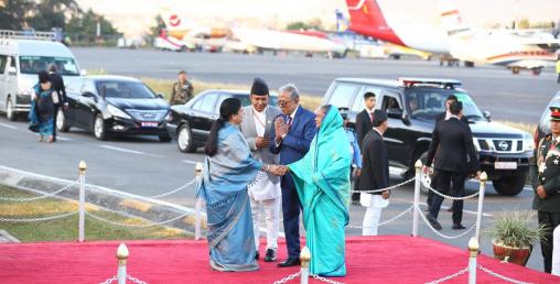 फर्किए बंगलादेशका रष्ट्रपति