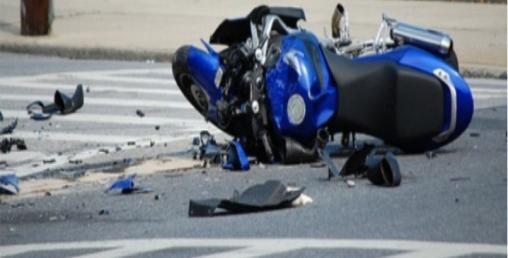 मोटरसाइकल दुर्घटनामा प्रहरीको मृत्यु