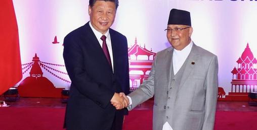 नेपाल र चीनबीच १८ समझदारीपत्र र दुई लेटर अफ एक्सचेञ्जमा हस्ताक्षर (सुची सहित)
