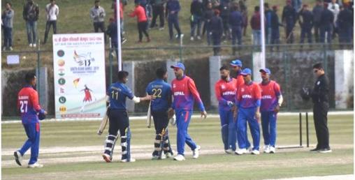 नेपाली क्रिकेटको वरियता तीन स्थान तल झर्यो