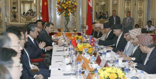 नेपाल–चीन परराष्ट्रमन्त्रीस्तरीय वार्ता  शुरु