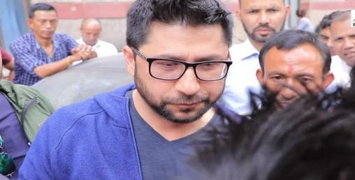 फेरि रवि लामिछाने किन गए अदालत ?