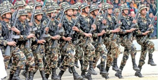 नेपाली सेनामा जागीर खुल्यो (विज्ञापनसहित)