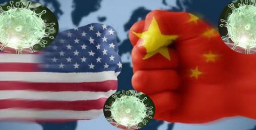 कोरोनाका कारण चीन-अमेरिकाको सुरु भयो 'कोल्ड वार'
