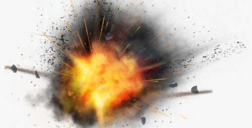 कटारीमा शक्तिशाली बम बिष्फोट, ३ जना घाइते