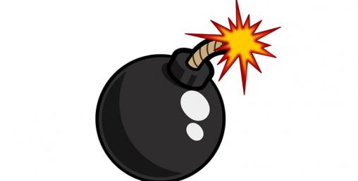 बालुवाटार जग्गा प्रकरणमा मुछिएका ढकालको घरमा बम विष्फोट, ललिता निवास विप्लवको कब्जामा