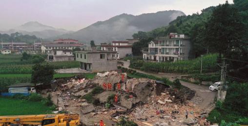 सिचुआनमा फेरि भूकम्प, १९ जना घाइते
