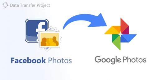 फेसबुकमा भएको फोटो गुगलमा सार्न सकिने
