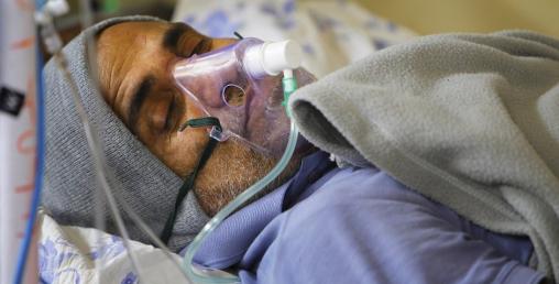 डा केसीका लागि विर अस्पतालमा उच्च सतर्कता