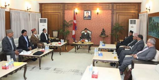 नेकपा सचिवालय बैठक आज बस्दै