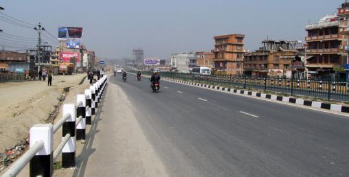 राजमार्गमा २०–२० किलोमिटरमा सुरक्षा पोस्ट,  बन्द भएको १० मिनेटमै सडक खुलाइने