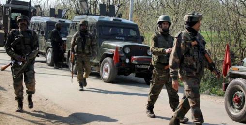 जम्मु–कश्मिरमा आतंकवादी झडप, नेपालीसहित २ सैनिकको मृत्यु
