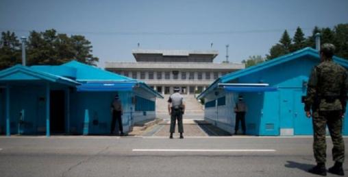 डुंगामै १६ जना सहकर्मीको हत्या गरी भागेका दुई उत्तर कोरियाली माझीलाई दक्षिणले फर्काइदियो