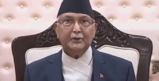 विश्व्यापी संकटका बेला सरकारलाई असफल देखाउन कुप्रचार गरियोः प्रधानमन्त्री ओली