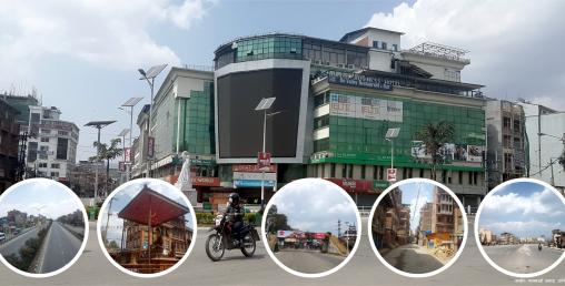 'लकडाउन'मा काठमाडौं उपत्यका तीन जिल्लामा यस्तो देखियो (फोटोफिचर)