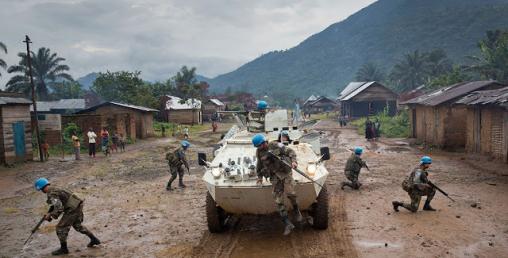 शान्ति सेनामा खटिएका १८ शैनिक घाइते