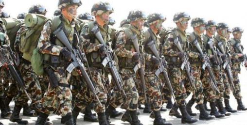 सीमामा सेना खटाउने तयारी