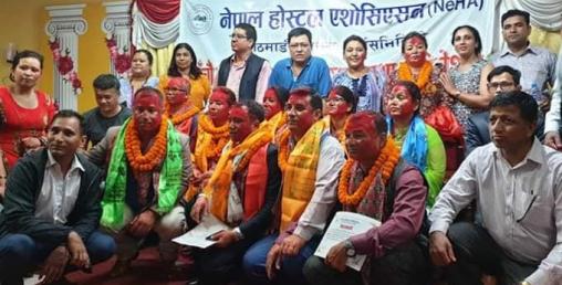 होस्टल एसोसिएशन काठमाडौँमा लाकौल प्यानल बिजयी