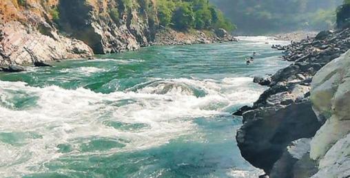सेती नदी जलविद्युत को 'पावर हाउस'को काम शुरु