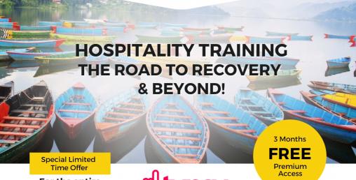 """पाटा नेपाल च्याप्टरद्वारा पर्यटन क्षेत्रको लागि निःशुल्क """"हस्पिट्यालिटी ट्रेनिङ्ग"""" सुरु"""