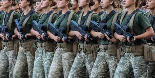 युक्रेनमा महिलाको अवकास उमेर बढ्यो
