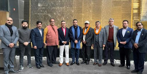 नेपाल मैदा उद्योग संघको अध्यक्षमा कुमुद दुगड चयन