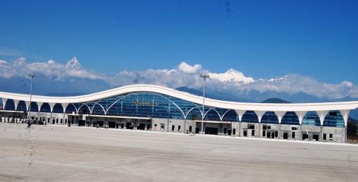 पोखरा अन्तराष्ट्रिय विमानस्थलको निर्माण कार्य ६ महिनाभित्र सकिने