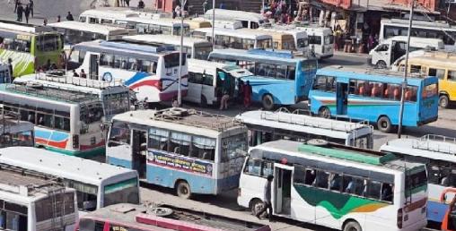 सार्वजनिक यातायातमा पूरै सिट यात्रु राख्न पाउनुपर्ने व्यवसायीको माग