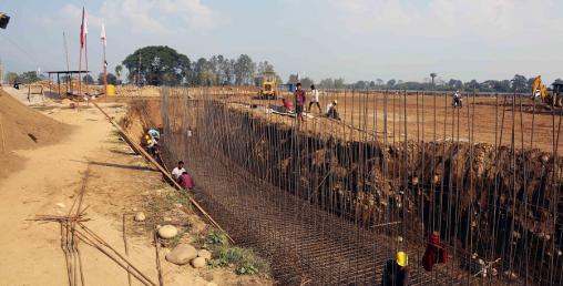धुर्मुस–सुन्तलीको क्रिकेट रङ्गशाला अभियानमा गाउँपालिकाद्वारा ११ लाख सहयोग