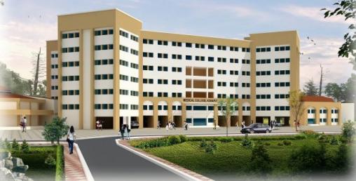 पाँच वर्ष भित्र तीन सरकारी मेडिकल कलेज सञ्चालनमा आउने, निर्माण कार्य तीब्र