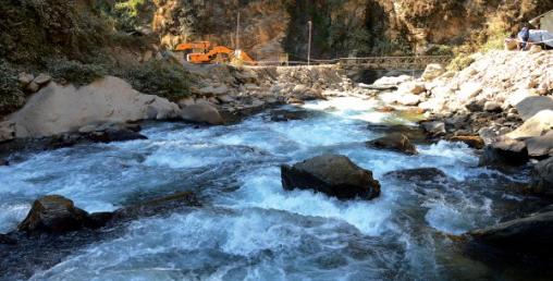काठमाडौं बासीलाई पानी खुवाउन याङ्ग्री–लार्के आयोजनामा सम्झौता