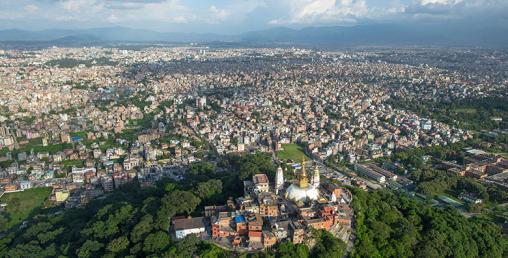 काठमाडौं उपत्यकाका १ सय ६५ स्थान बाढी, पहिरो र डुबानको उच्च जोखिममा