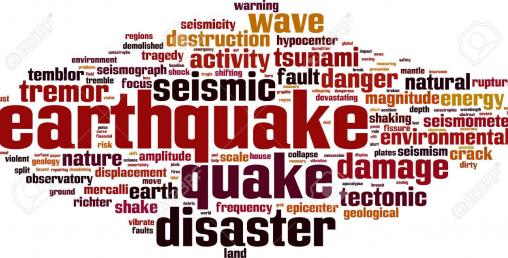 बैशाख १२ आउन १ दिन बाकी हुँदा २ पटक भूकम्प