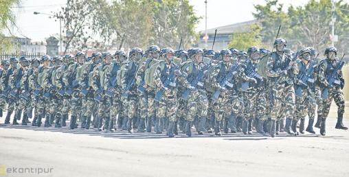 प्रतिस्पर्धाबिनै खरिद हुन्छ नेपाली सेनाका सामाग्री