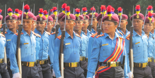 नेपाल प्रहरीमा १ हजार ८ सय ५ जनाका लागि नयाँ भर्ना खुल्याे