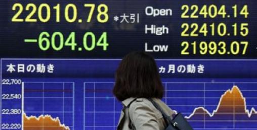 कारोबार सावधानीका कारण जापानी शेयर बजारमा न्यून गिरावट