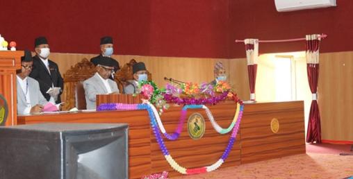 राष्ट्रिय गौरवका आयोजना सङ्घीय सरकारको सहकार्यमा अघि बढाउने