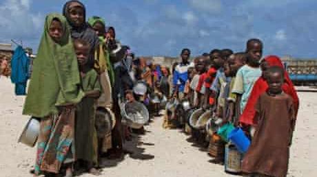 सोमालियामा खाद्य संकट, २७ लाखभन्दा बढी मानिस प्रभावित