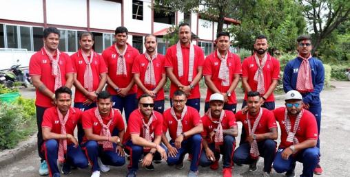 नेपाली क्रिकेट खेलाडीले घाँटीमा लगाइसकेको मेडल फिर्ता लगियो